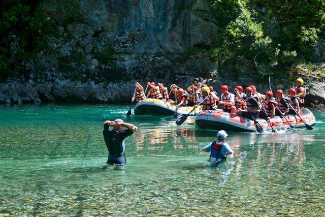 Tara Rafting 2 Dana Rafting Srbija Klub Ekstreminih