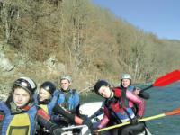 Lim (Plav-Murino) Zimski rafting 13-14.12.2014.