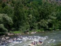 Ibar rafting, jul 2019