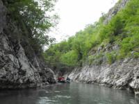 Rzav, Visočka banja-Radoševski kanjon-Kruščica (Gureši), 04.07.2020
