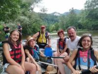 Ibar - Spust bez granica (Leposavić-Raška), Veseli spust (Maglič-Kraljevo) 26-28.07.2019