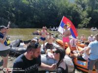 Regate u Srbiji : Veseli Spust, Drinska Regata, Limski Biatlon, jul 2021