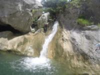 Kanjon Međureč (Međurečki potok) 03.08.2019