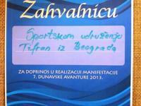 7. Dunavska Avantura 26.-28.07.2013.