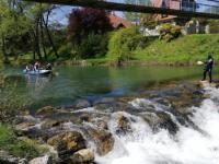 Veliki Rzav i Moravica - pripreme za EC i rafting trka, april 2019