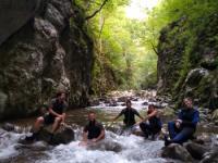 Veliki Rzav - Visočki kanjon, tim-bilding Torta Ivanjica 30.08.2021