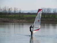 WindSurfing - Markovacko jezero 22. i 30.03.