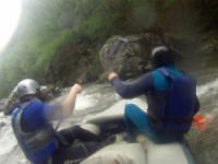 Rumunija - rafting