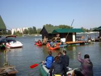 Ada, Sava, Dunav, Beograd, paintball, canoeing 30.09.2017