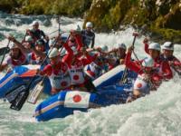 Svetsko prvenstvo u raftingu - Japan 2017