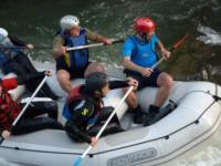Krivaja - 18. internacionalna rafting regata 12.05.2018.
