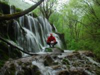 Kanjon Panjice, Vodena Pecina, Rafting Moravica - Canyoning/Caving/Rafting   01.05.2011.