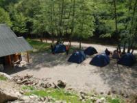 Kanjon Visoke, Veliki Rzav - Canyoning/Rafting  30.04.2011.