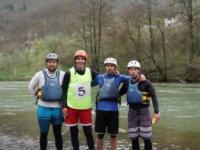 """Državno, Univerzitetsko, Evro kup i Memorijalno rafting takmičenje """"Aleksa Kojadinović"""", Priboj, Lim"""