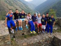Ibar - trening sa Vojnom Akademijom 25-26.08.2018
