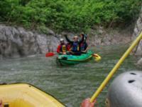 Rafting regatta on Veliki Rzav, Serbia - invitation