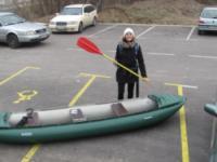 Test - Canoe Gumotex PALAVA