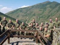 Pripreme kadeta Vojne Akademije za rafting pentatlon