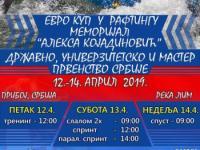 IRF Euro Cup - Priboj, Lim, Srbija