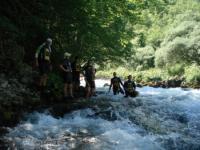 Splavište (II logor) - kamp Radovan Luka